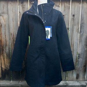Pendleton Womens Jacket Sz Large L Gray wool